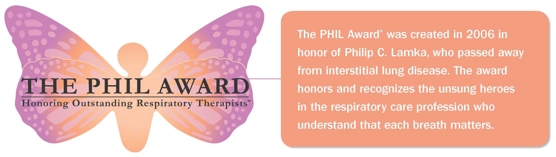 The PHIL Award