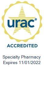 URAC Seal - Specialty Pharmacy