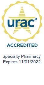 URAC Seal - Specialty Pharmacy