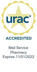 URAC Seal - Mail Service Pharmacy