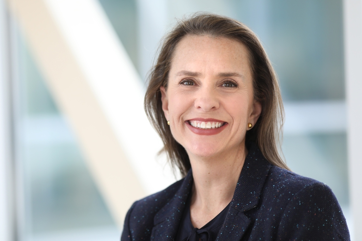 Crystal Hinson Miller, chief philanthropy officer and for IU Health