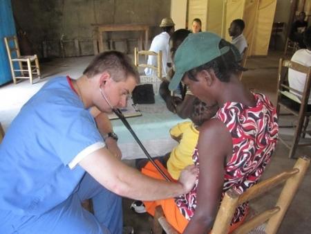 Dave Amrhein, Haiti, 2010