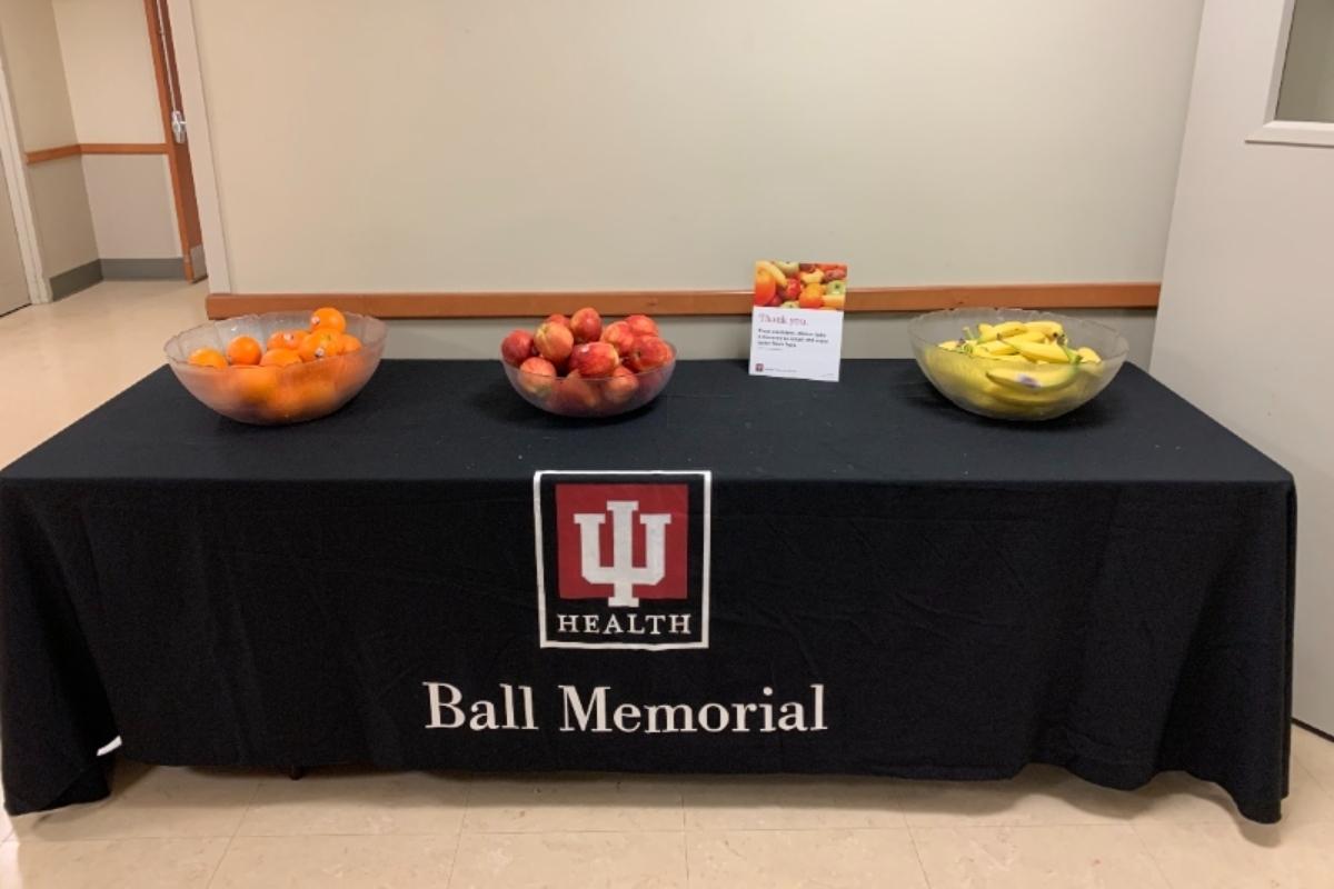 IU Health Ball Memorial resources