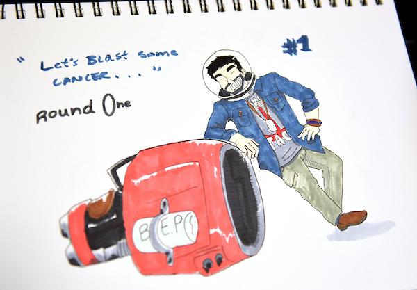 Gonzalez artwork
