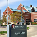 IU Health Ball Memorial Cancer Center