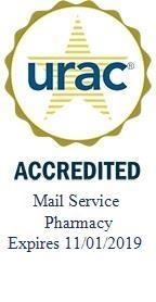 Mail Order Accreditation Seal