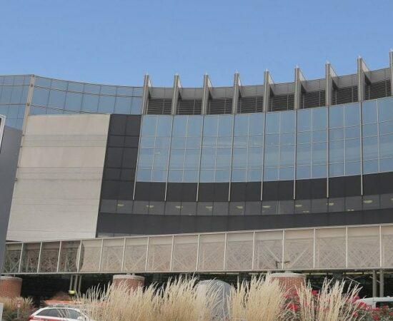 University Hospital Outside