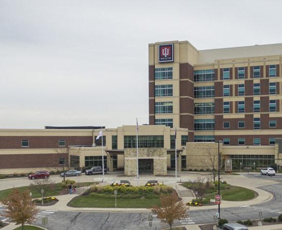 Arnett Hospital Outside