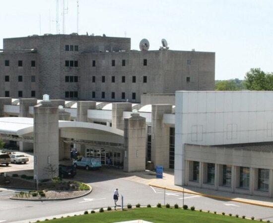 Bloomington Hospital Outside