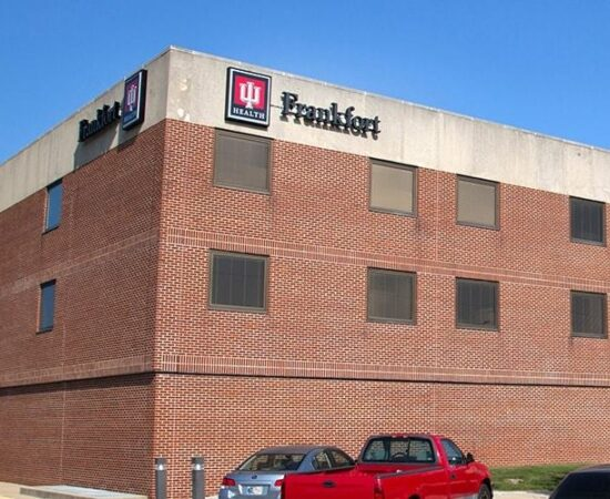 Frankfort Hospital Outside