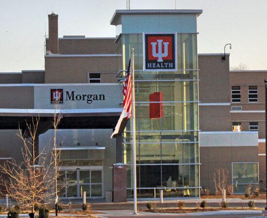 Morgan Hospital Outside
