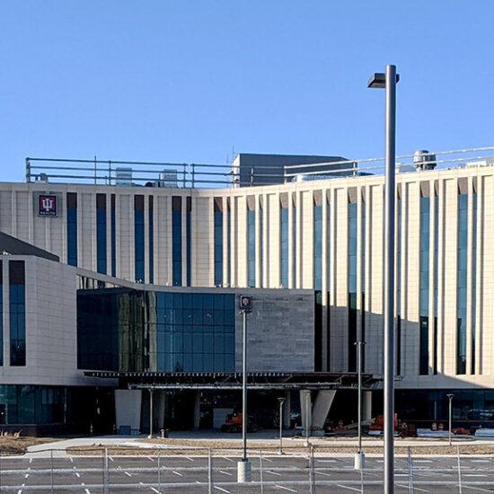 3 07 21 New Bloomington Hospital Image