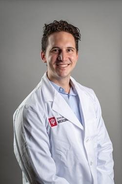 Michael Alenikov at Indiana University School of Medicine