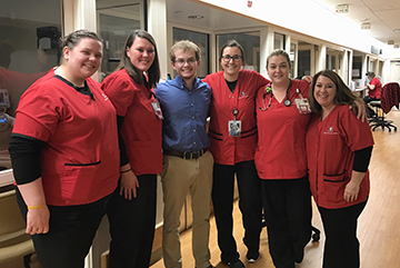IU Health staff