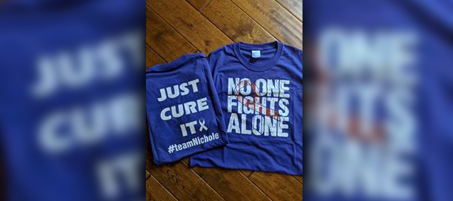 Just Cure It t-shirt