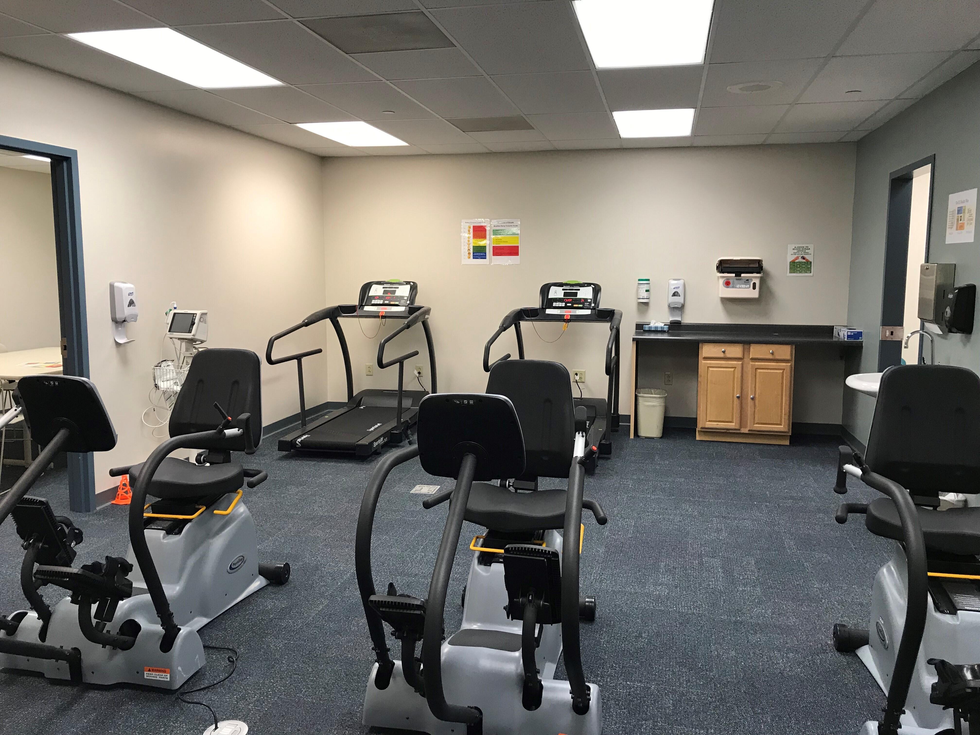 Pulmonary Rehabilitation center