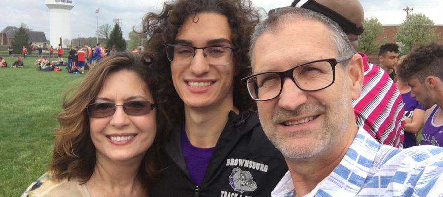 Hammerly family photo
