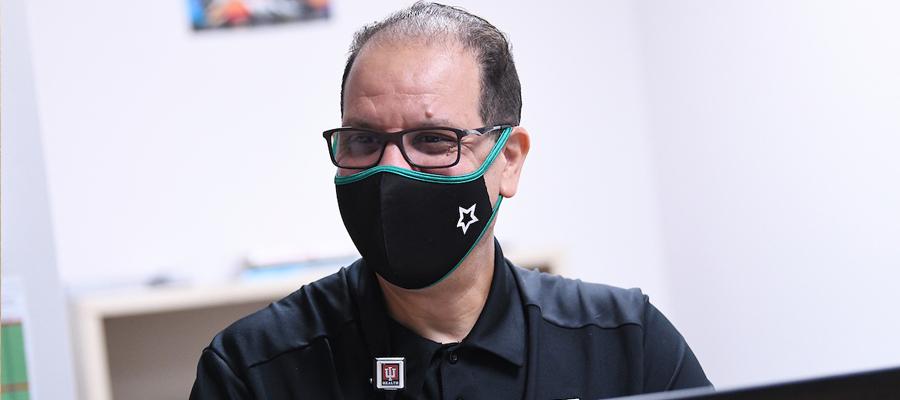 IU Health's Mohamed Merzoug