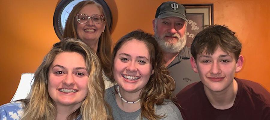 Kramer family photo