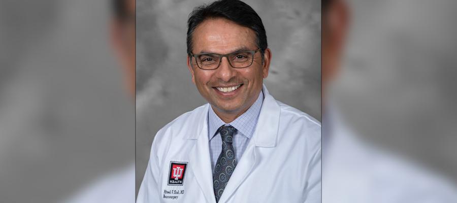 Dr. Mitesh Shah at IU Health