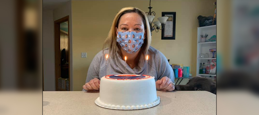 Nurse Transplant Patient Diagnosed With Covid 19 I Iu Health