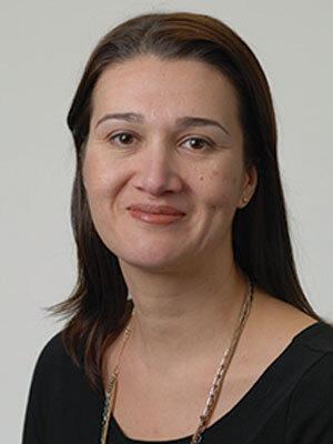 A. I Cristea, MD, MS