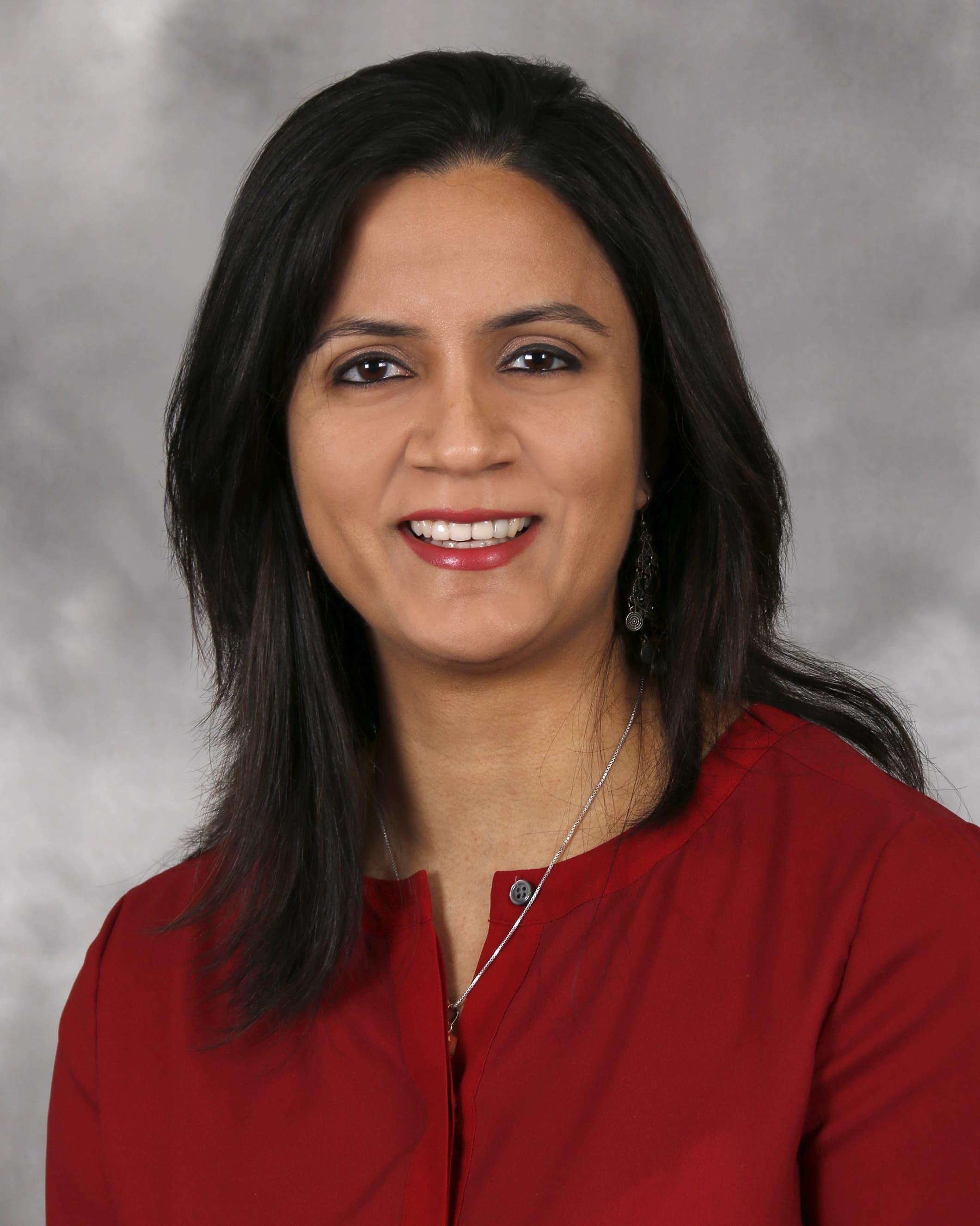 Karuna P Anantharaman, MD