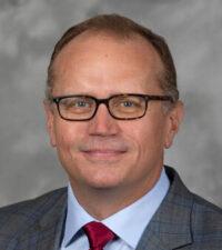 E. Matthew Ritter, MD, MHPE, FACS