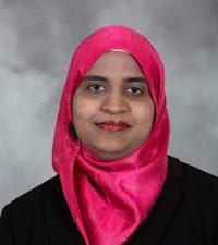 Tasneem Siddiqua, MD