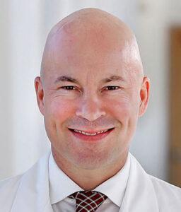 Photo of Eric P. Hanson, MD