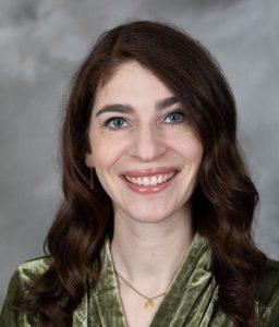 Photo of Julia E. LaMotte, PhD