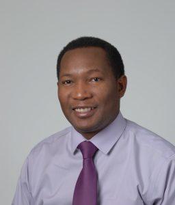 Photo of Evans M. Machogu, MD, MS