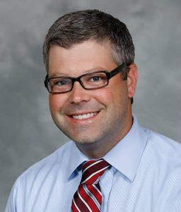 Photo of Jonathan D. Salisbury, MD