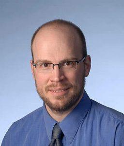 Photo of Frank P. Schubert, MD