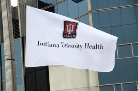 Indiana University Health Flag 800X0 450X0