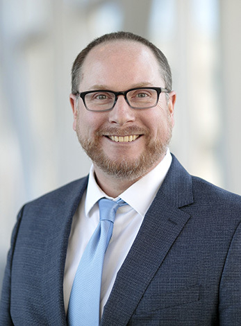 Mark Luetkemeyer, MD, IU Health AHC Chief Medical Officer