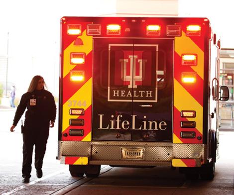 Lifeline ambulance v2